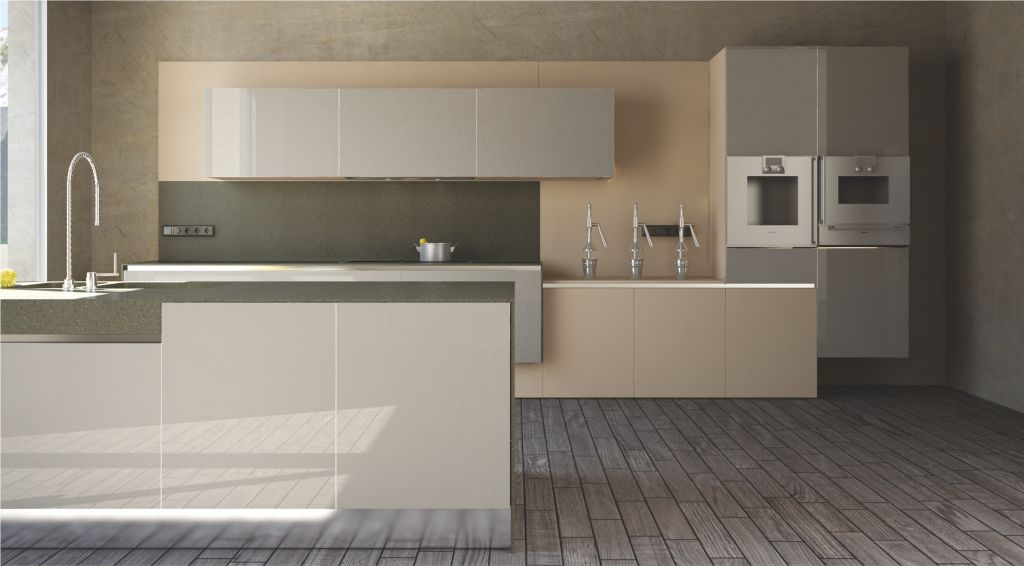 GLOSS GLASS QUARTZ GREY Main Image